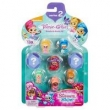 Conjunto de 8 Mini Bonecas - Shimmer & Shine - Pack 6 - Fisher - Price