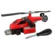 Conjunto de Montagem - Meu Pequeno Engenheiro - Garagem S / A - Helicóptero de Resgate - Candide