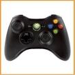 Controle C / Fio Xbox 360 Preto E Pc Slim Joystick Feir Cabo