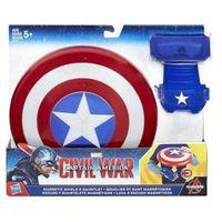 Escudo Capitão América Magne Avengers Hasbro