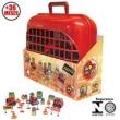 Maleta Kit Bombeiro - Bell Toy