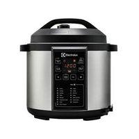 Panela de pressão Elétrica Digital 6L Electrolux Chef Controle de Temperatura PCC20 220V