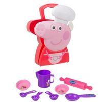 Peppa Pig Multikids Maleta Chef - Rosa