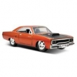 Veículo Die Cast - Escala 1:32 - Fast And Furious 7 - 1970 Plymouth Road Runner - DTC