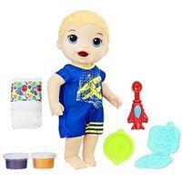 Baby Alive Boneco Meu Primeiro Filho Luke - Loiro Hasbro C1883