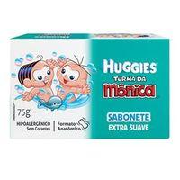 Sabonete Infantil Turma Da Monica Extra Suave Com 75 Gramas