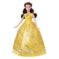Boneca Articulada - 30 Cm - Disney - A Bela e a Fera - Bela Melodia Encantada - Hasbro