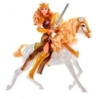 Boneca Articulada e Cavalo - DC Comics - Wonder Woman - Rainha Hippolyta - Mattel