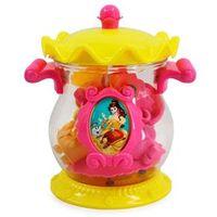 Conjunto de Acessórios - Jogo de Chá - Disney - Princesas - Coroa - Bela - Toyng