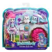 Enchantimals Histórias Noites de Coruja - Mattel