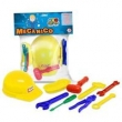 Kit Mecânico Infantil Com Acessórios Solapa 9221 - Bell Toy