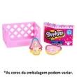 Mini Cestas com Dois Shopkins Surpresa - Shopkins Sortidos - Série 4 - DTC
