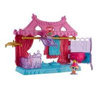 Playset com Mini Boneca - Shimmer & Shine - Loja de Tapetes - Fisher - Price