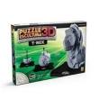 Quebra Cabeça Escultura 3D T Rex - Grow