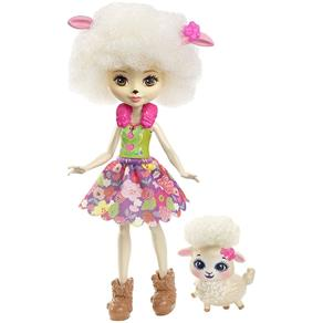 Enchantimals - Boneca com Bichinho - Lorna Lamb Fcg65