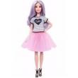 Barbie Fashionista Saia de Tule - Mattel