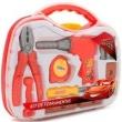 Maleta c / Kit Ferramenta Infantil Carros 3 Disney - Toyng