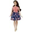 Barbie Fashionista Roupa Florida - Mattel