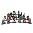 Bonecos de Metal Nano Harry Potter Pack C / 20 - Jada Toys - Dtc