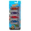 Conjunto de Carros Mattel Hot Wheels HW Exotics - 5 Unidades