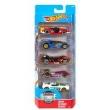 Conjunto de Carros Mattel Hot Wheels Super Ultimate Garage - 5 Unidades