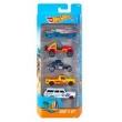 Conjunto de Carros Mattel Hot Wheels Surf s Up - 5 Unidades