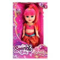 Boneca Articulada - Funville Sparkle Girlz - Genie Pink - DTC