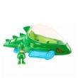 Veículo e Figura - PJ Masks - Lagartixomóvel com Luzes e Sons - DTC