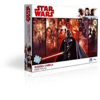 Quebra - Cabeça 2000 Peças - Star Wars Clássico