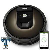 Roomba 980 - Robô Aspirador iRobot - 10x mais potente e 2x mais inteligente Bivolt