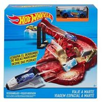 Viagem Espacial a Marte Hot Wheels - Mattel FDF59