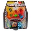 Conjunto de Piões de Batalha - NanoVerse - Pack de Guerra - Dican