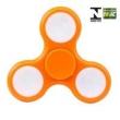 Hand Spinner Anti Stress Certificado - Fidget Spinner Giraluz - Laranja - DTC
