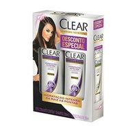 Kit Clear Hidratação Intensa Shampoo + Condicionador