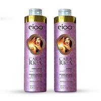 Kit Eico Cara de Rica Shampoo + Condicionador by Erikka Rodrigues
