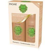 Kit Inoar Macadamia Shampoo + Condicionador 250 ml