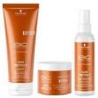 Schwarzkopf Bc Bonacure Sun Protect Shampoo, M ? ? scara e Leave - in - 150ml / 200ml