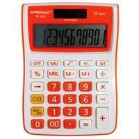 Calculadora de Mesa Procalc - Vivid Color Laranja