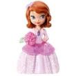 Princesinha Sofia - Mini Boneca Princesa Sofia Com Flores - Mattel