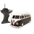 Combi Volkswagen Retro Samba Van com Controle Remoto Modelo 81144