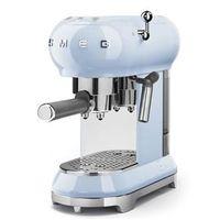 Máquina de Café Expresso Estilo Retro 50`s by Smeg ( Cor Azul )
