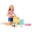 Barbie - Filhotinhos Recém - nascidos
