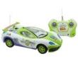 Carrinho de Controle Remoto Toy Story Star Racer 3 Funções