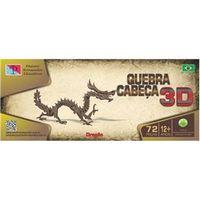 Quebra - Cabeça 3D - Dragao
