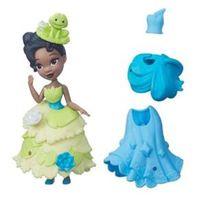Boneca Princesas Disney - Mini Princesa e Vestido - Tiana B5329 - Hasbro