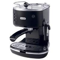Máquina de Café Expresso / Cappuccino by DeLonghi ( Cor Preto )