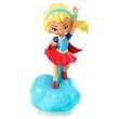 Mini Boneca Colecionável - 9cm - DC Super Hero Girls - Supergirl - Mattel
