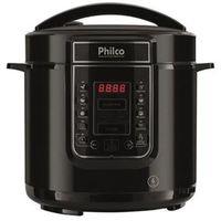 Panela De Pressão Digital 6L Inox PPPP01 - Philco 220V
