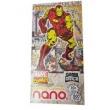 Quebra - Cabeça 500 Peças Nano - Marvel Comics - Homem de Ferro
