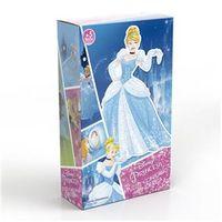 Quebra - Cabeça com Contorno - Disney - Princesas - Cinderela - Grow
